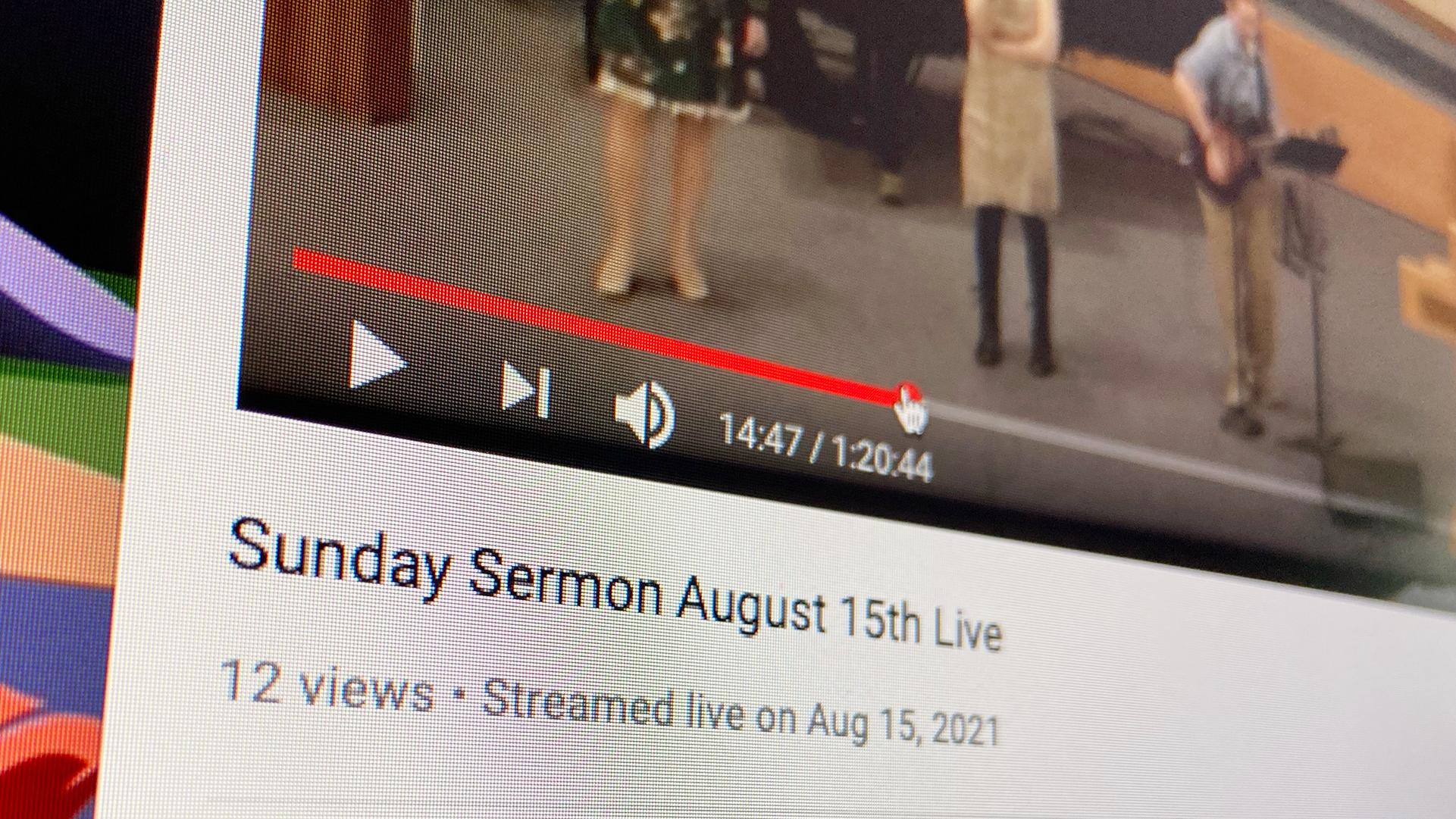 12 Sermon Views