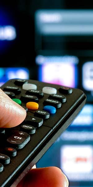 TV remote 2